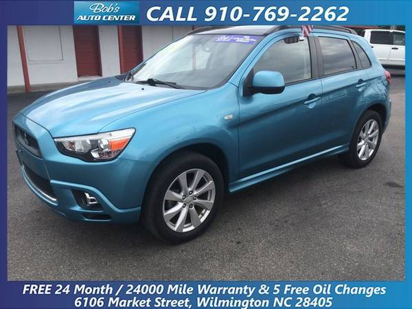 2012 Mitsubishi Outlander Sport SE with
