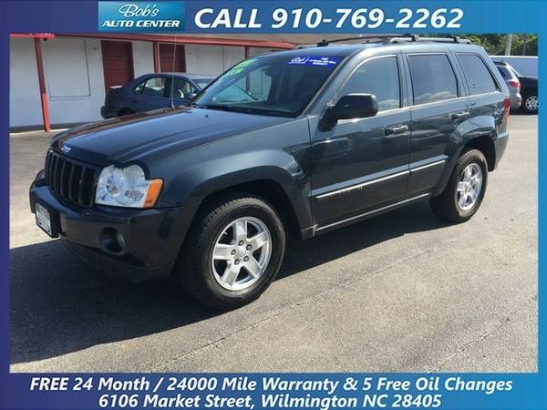 2007 Jeep Grand Cherokee Laredo with