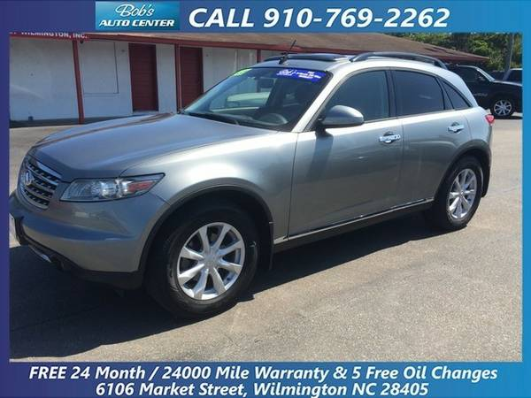 2006 Infiniti FX35 with