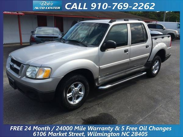 2005 Ford Explorer Sport Trac XLT with