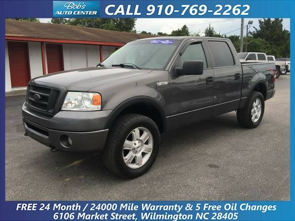 2007 Ford F-150 FX4 with