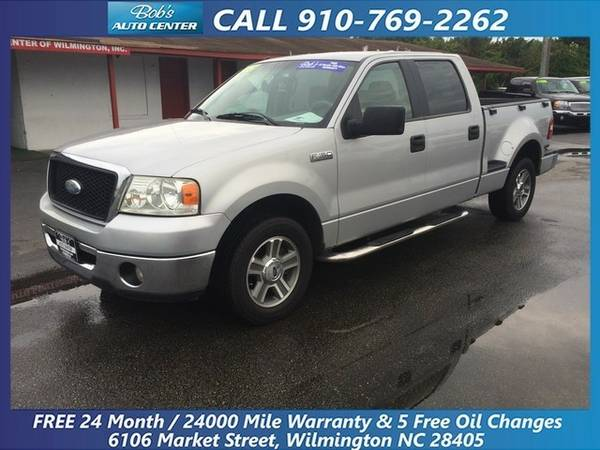2007 Ford F-150 XLT with