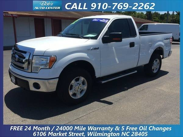 2012 Ford F-150 XL with