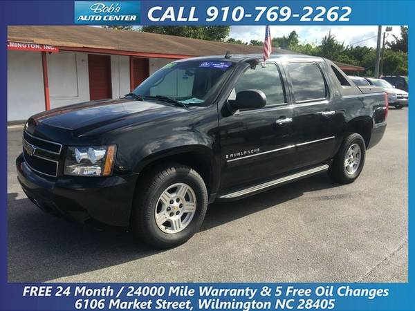 2007 Chevrolet Avalanche LS with
