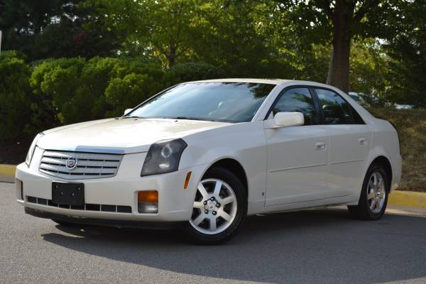 🚗🚗🚗2007 CADILLAC CTS 3.6 HI FEATURE*ONE...