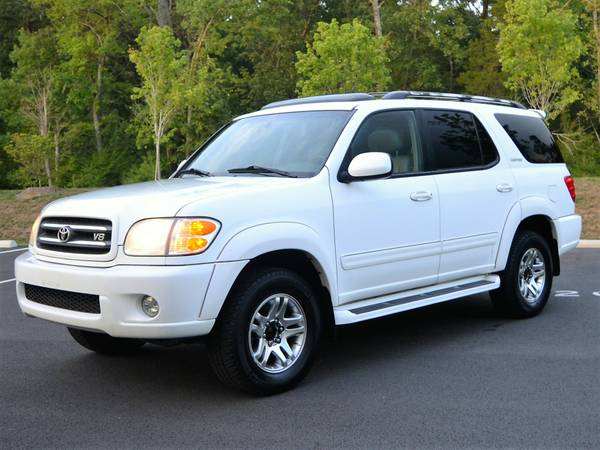 🚗 2003 *Toyota* *Sequoia* *Limited* Loaded Ideal Condition...