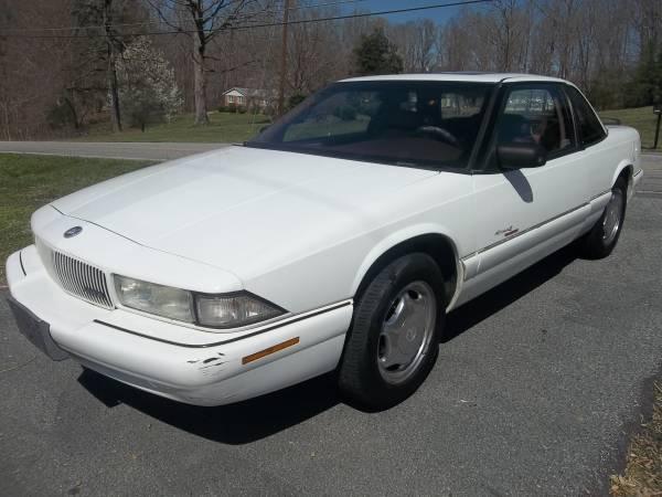 1996 Buick Regal.....GRAN SPORT....124,000 Miles...
