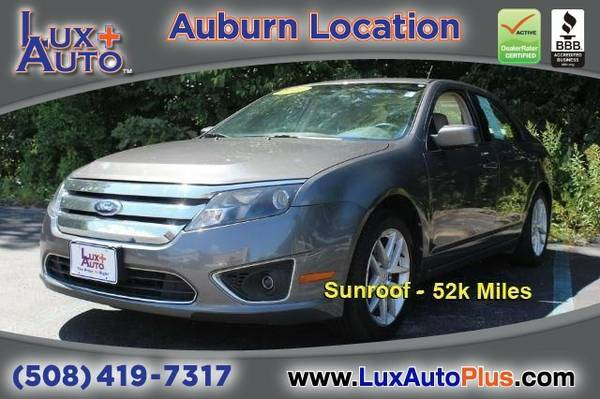 2012 Ford Fusion SE - 52k miles - Sunroof Sedan Fusion Ford