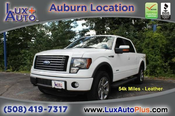 2011 Ford F-150 FX4 - 54k Miles - Leather Truck F-150 Ford