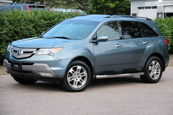 2007 2008 **ACURA MDX** Technology and Entertainment Package**