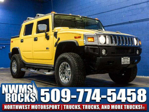 2005 *Hummer H2* 4x4 - Clean Carfax History! 2005 Hummer H2 4x4 SUV