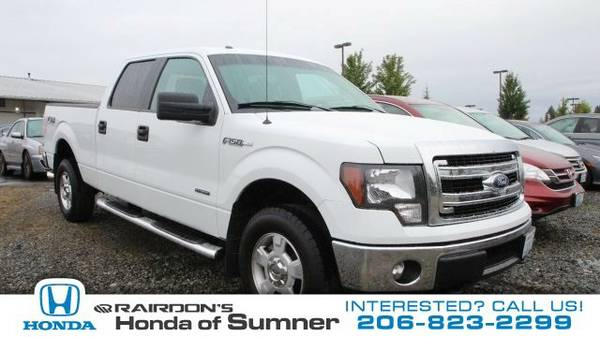 2014 Ford F-150 XLT Truck F-150 Ford