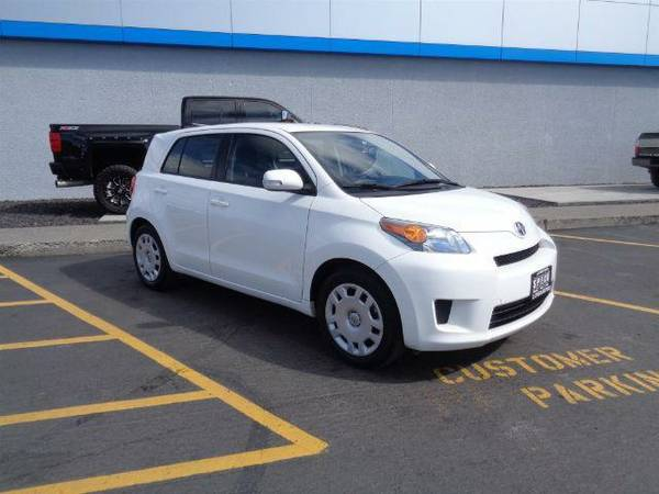 2013 Scion XD Gas Saver!