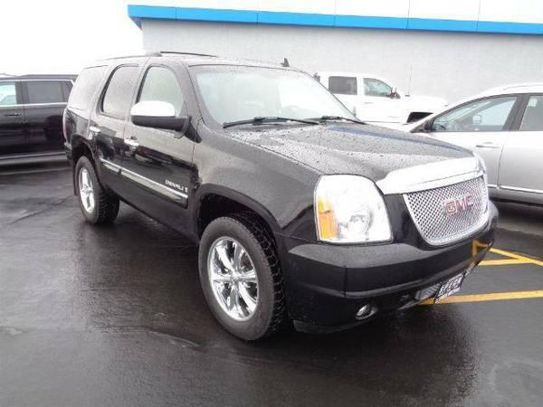 2008 GMC Yukon Denali!