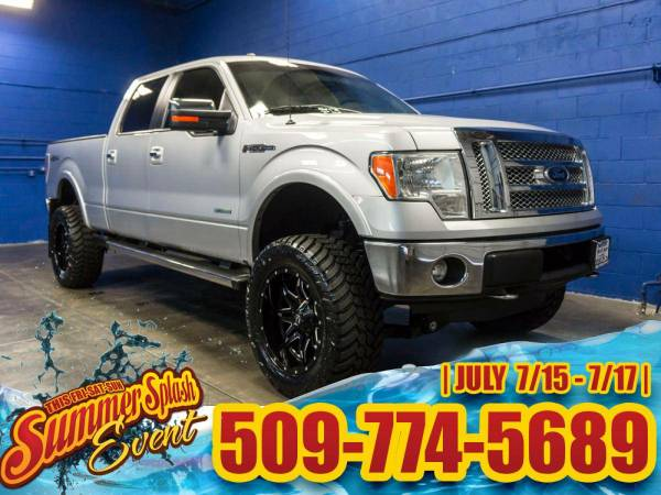 Lifted 2012 *Ford F150* Lariat 4x4 -
