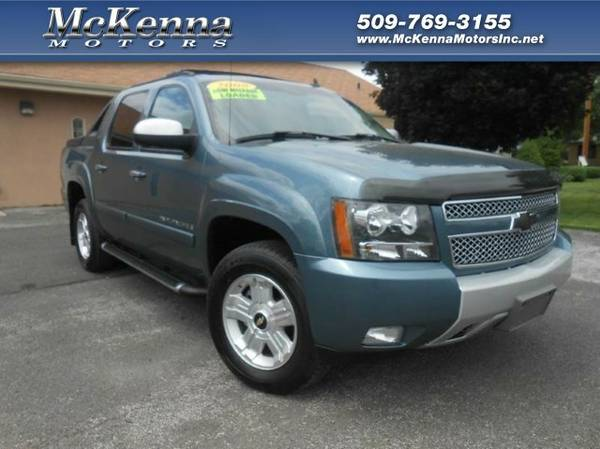 2008 Chevrolet Avalanche LT 4x4 4dr Crew Cab SB Truck Avalanche...