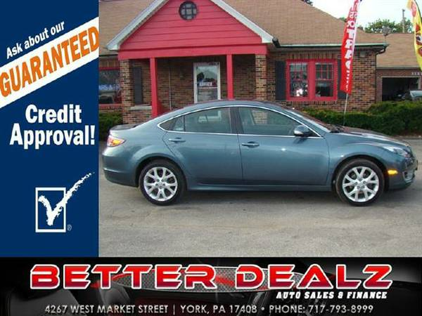 2013 Mazda MAZDA6 I Touring Plus - (Bad Credit? You are Approved Here