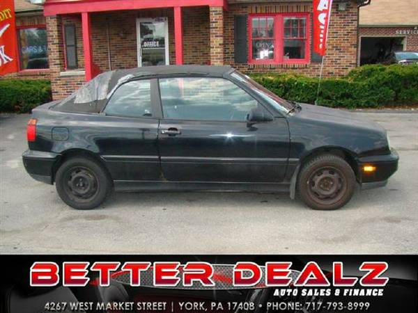 1998 Volkswagen Cabrio GL - (Fresh Trade, WHOLESALE DEAL< MAKE...