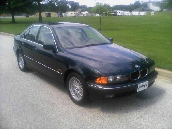 Very Nice 1999 BMW 528i Luxury Sports Sedan (Price Reduced!)