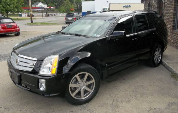 2006 Cadillac SRX4 AWD - Low Miles Black on Black Every Option