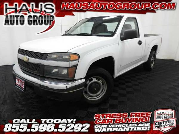 2006 *Chevrolet Colorado* LS - Chevrolet-INSTANT APPROVAL