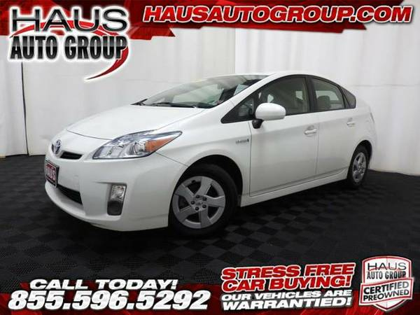 2011 *Toyota Prius* I - Toyota-INSTANT APPROVAL