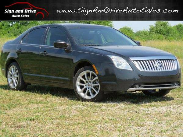 *** 2010 MERCURY MILAN *** SIGN AND DRIVE AUTO SALES