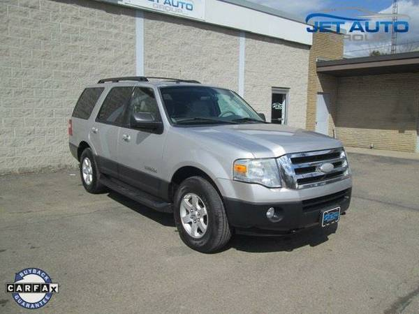 2007 Ford Expedition! XLT! 4WD! RUNS GREAT! 3RD ROW!