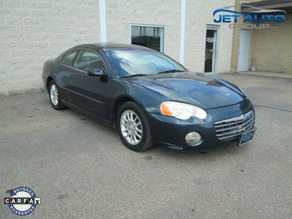 2003 Chrysler Sebring LX! 2 DOOR COUPE WITH SUNROOF!