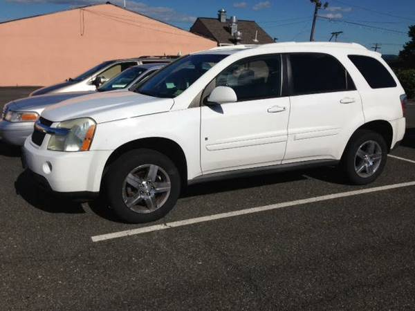 2007 CHEVY EQUINOX LT LEATHER AWD