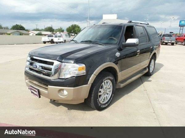 2013 Ford Expedition King Ranch SKU:DEF30819 Ford Expedition King Ranc