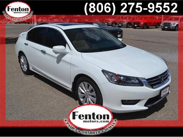 2015 Honda Accord Sedan EX-L Best Internet Deals!