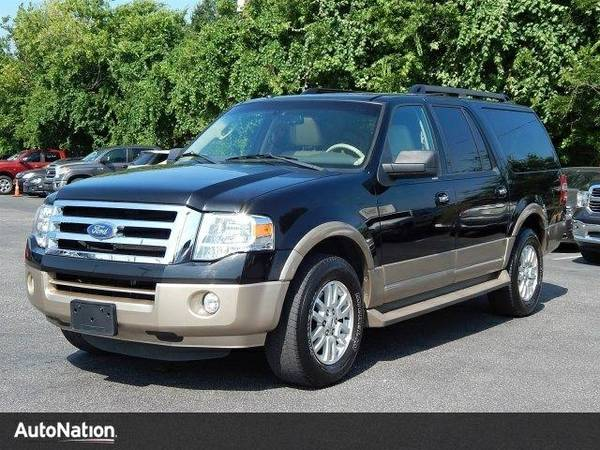 2011 Ford Expedition EL XLT SKU:BEF55071 Ford Expedition EL XLT SUV