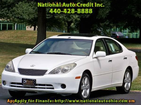 2005 Lexus ES 330 1-Owner Vehicle. Low Mileage Vehicle 139k. Heated