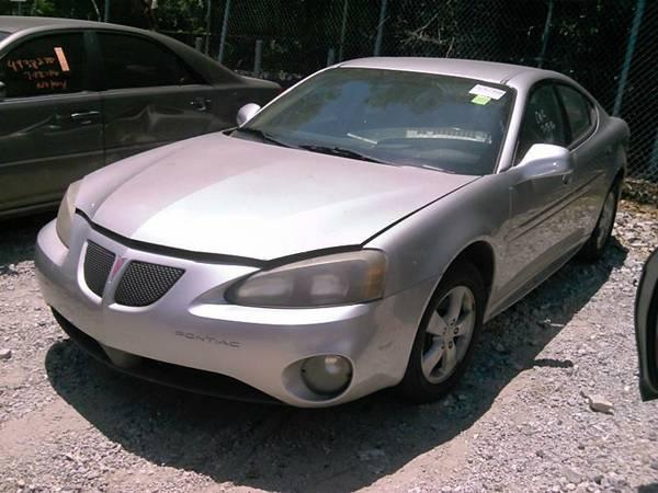 2008 pontiac grandprix