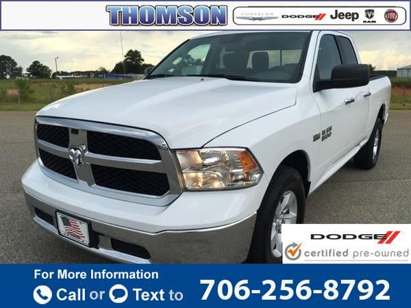 2016 *Dodge* *Ram* *1500* *SLT* 28k miles