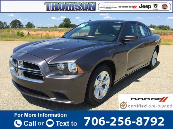 2014 *Dodge* *Charger* 21k miles