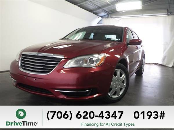 2012 *Chrysler 200* - LOW DOWN-PAYMENT