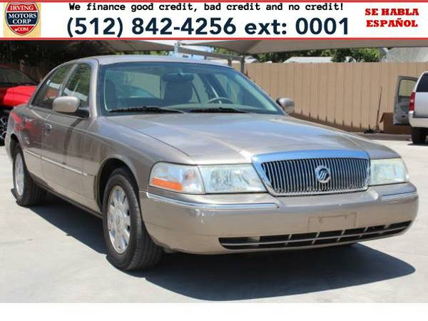 2005 *Mercury Grand Marquis* LS Premium BAD CREDIT? NO PROBLEM!