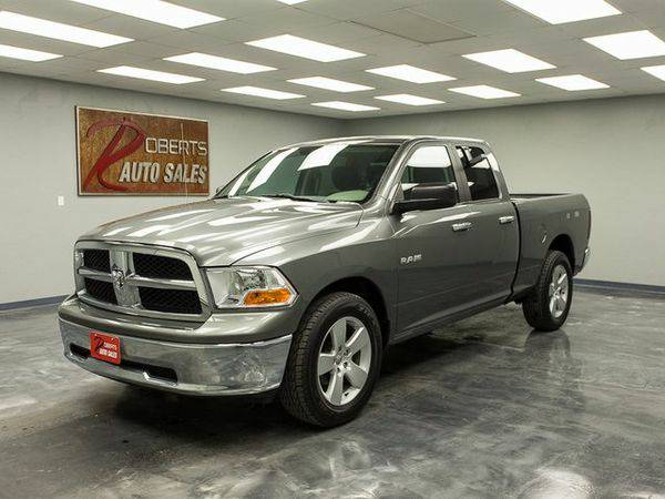 2012 *Dodge* *Ram* *1500* SLT FAST APPROVAL AND IN HOUSE FINANCING