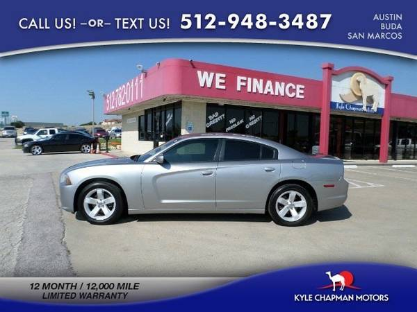 2011 Dodge Charger 3.6L, CLOTH, CHROME WHEELS Sedan Charger Dodge