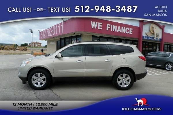 2011 Chevrolet Traverse LT-1 OWNER-QUAD SEATING SUV Traverse Chevrolet