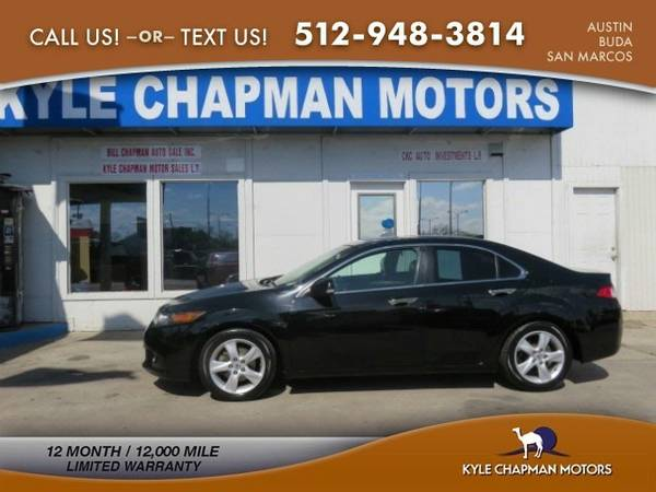 2009 Acura TSX LEATHER,NAV,BKCAM,ALLOY WHEELS Sedan TSX Acura