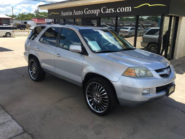 2004 Acura MDX **LOW DOWN**