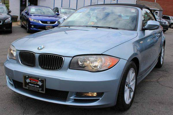 2011 *BMW* *1* *Series* 128i 2dr Convertible SULEV