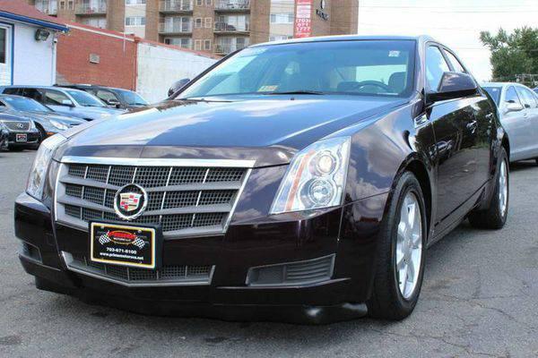2009 *Cadillac* *CTS* 3.6L V6 AWD 4dr Sedan w/ 1SA