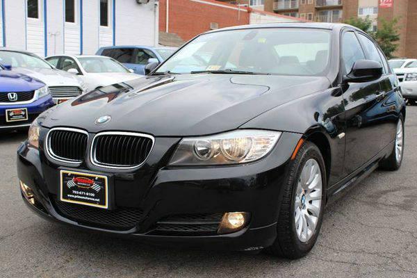 2009 *BMW* *3* *Series* 328i 4dr Sedan SULEV
