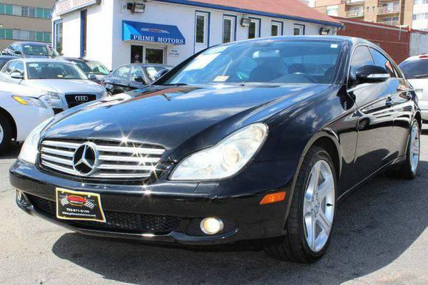 2006 *Mercedes-Benz* *CLS* CLS500 4dr Sedan