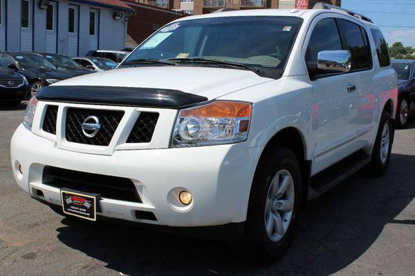 2011 *Nissan* *Armada* SL 4x4 4dr SUV