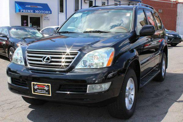 2007 *Lexus* *GX* *470* Base 4dr SUV 4WD